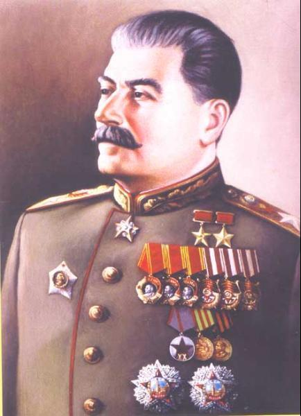 Russia: Stalin Following Lenin s death in 1924, Joseph Stalin had become the new Soviet dictator In 1927 he