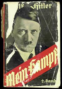Kampf, a book in which he outlined his future plans and