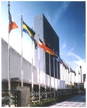 The United Nations is a Peacekeeping organization which