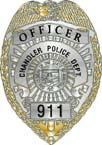 CHANDLER POLICE DEPARTMENT GENERAL ORDERS Serving with Courage, Pride, and Dedication Order Subject D-41 ASSET FORFEITURE 200 Procedures Effective 01/08/10 A. SEIZURE OF VEHICLES 1.