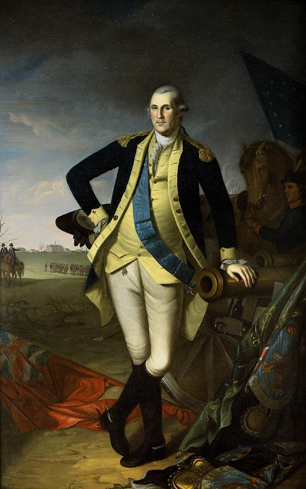 LAUNCHING THE NEW NATION SECTION 4 The hero of the Revolution was the unanimous choice for the nation s first president Washington