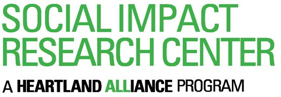 The Social IMPACT Research Center (IMPACT), a Heartland Alliance program, conducts applied research in the form of evaluations, data services, and studies for decision makers in nonprofits, advocacy