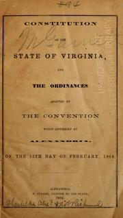 The States: Experiments in Republicanism State constitutions served as experiments in republican government The people demand written constitutions provide clear