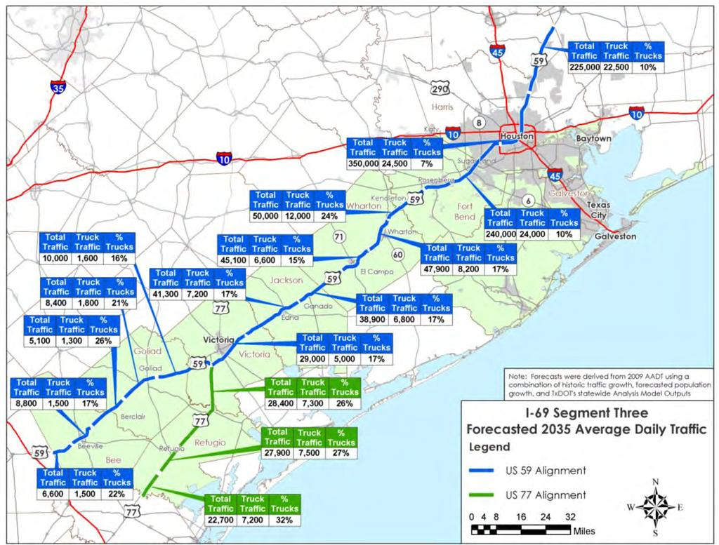 I69 Arkansas Map.I 69 Segment Three Committee Report And Recommendations Pdf
