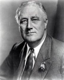 FDR and election of 1932 Background Governor of NY, former Assistant Secretary of Navy Wealthy related to Teddy