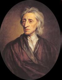 John Locke (1632-1704), British Philosopher -Locke believed government is created by the people to serve and protect their needs and rights.