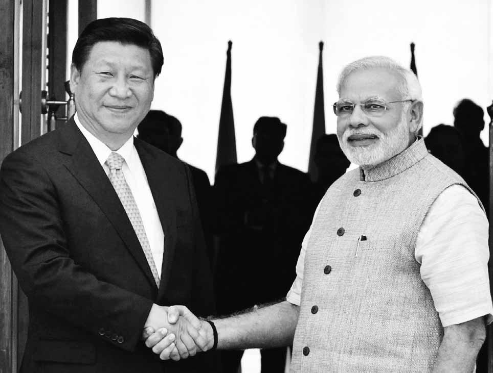 E ven his worst critics will give Prime Minister Narendra Modi at least two cheers for his recent diplomatic achievement in lifting the India-China relationship above the common bitterness prevalent