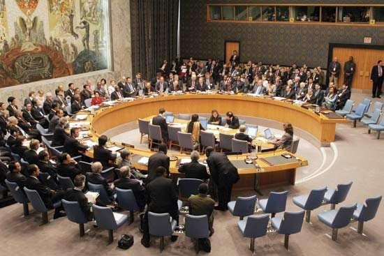 Security Council The real power of