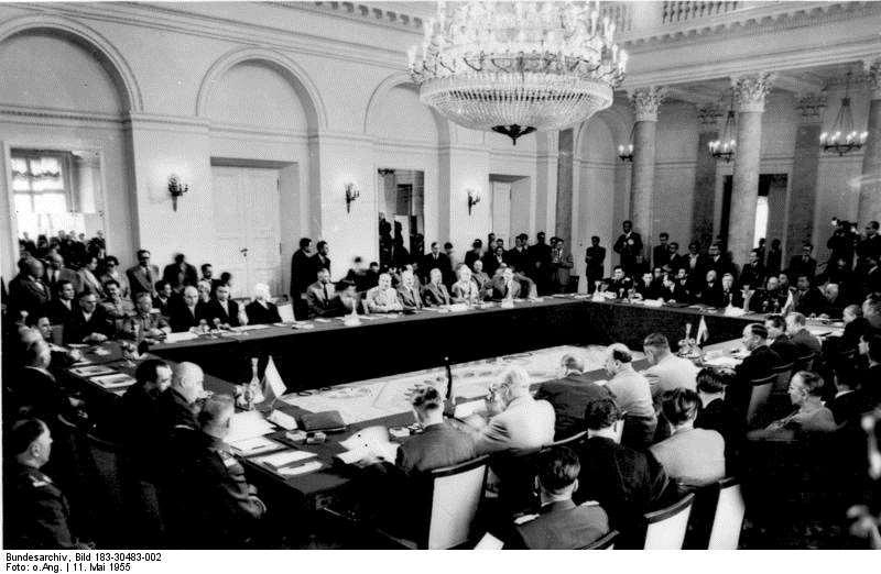 In 1955, West Germany became a member of NATO.