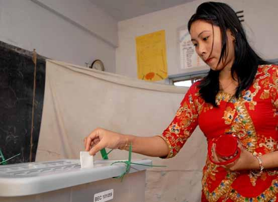 Elections in Bangladesh 2006-2009: 11 elections.