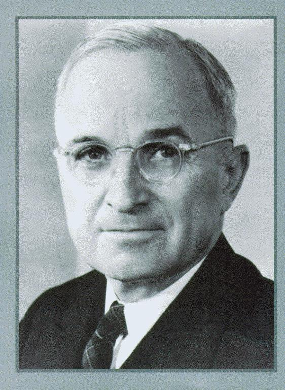 5. President Truman and the Policy of Containment President Truman did not like communism Truman created a policy of containment to stop the spread of communism.