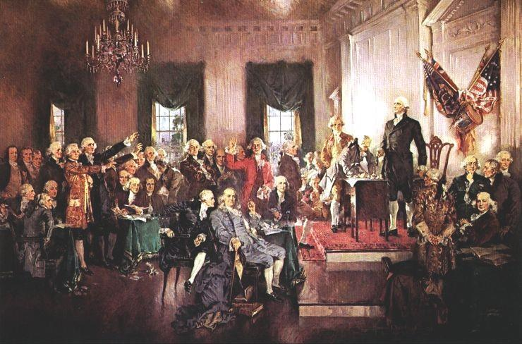 Constitutional Convention- After the Annapolis Convention, it became clear that changes had to be made to the Articles of Confederation.