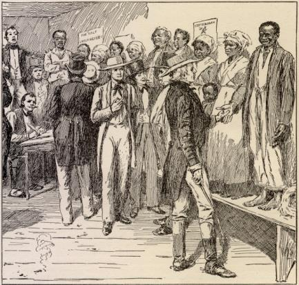 3/5 th Compromise Because representation would be based on population in the House of Representatives a question arose over counting slaves as a part of a state s population.