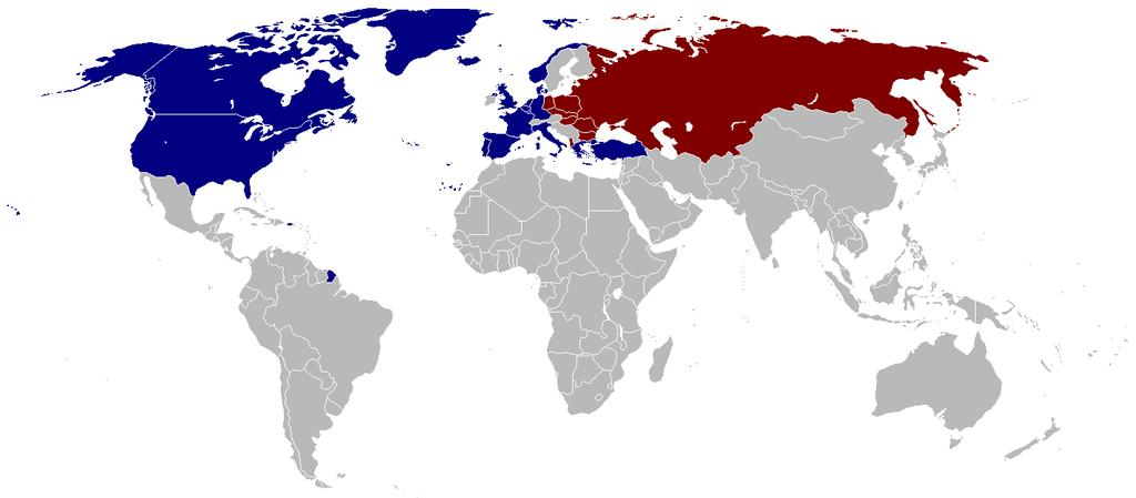 Europe and North NATO