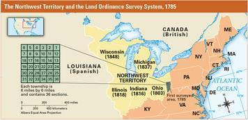 Section 2 - Early Quarrels and Accomplishments Even before the American Revolution was over, the states began quarreling among themselves.