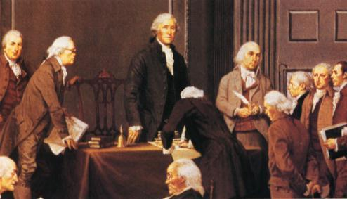 Constitutional Convention Many Representatives (delegates) believed the AOC was too weak